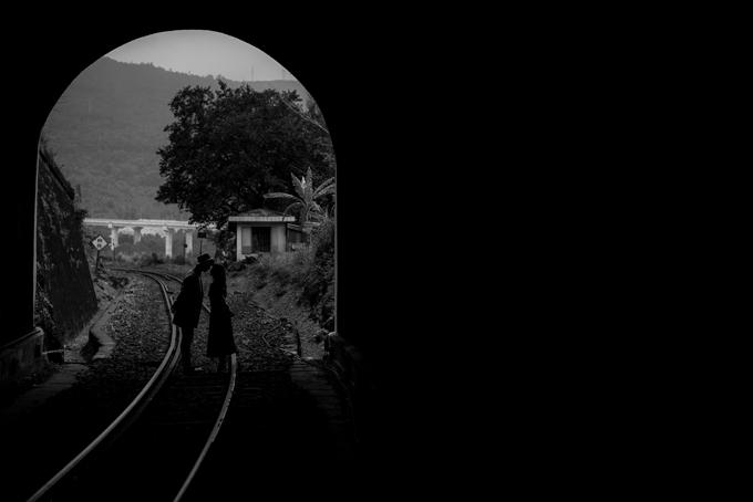 Cách chọn địa điểm không đụng hàng cùng ý tưởng bắt trend đã đem đến hình ảnh một Đà Nẵng vừa lạ vừa quen.