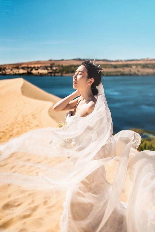 Ảnh cướiở Mũi Nécủa uyên ương mê du lịch - 12
