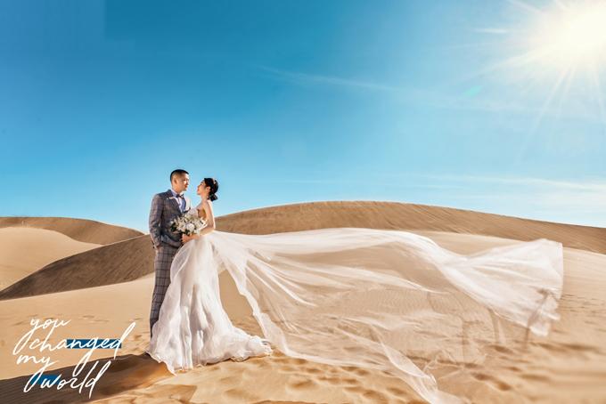 Ảnh cướiở Mũi Nécủa uyên ương mê du lịch - 14