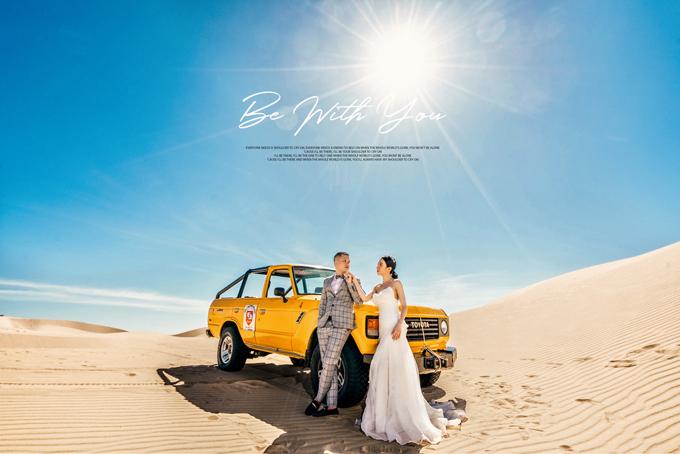 Với sở thích du lịch chung, uyên ương đã lên kế hoạch chỉ dành 1 ngày để chụp ảnh cưới và 5-6 ngày còn lại sẽ là thời gian để cả hai nghỉ dưỡng.