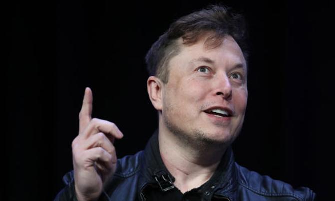 Tỷ phú công nghệ Elon Musk. Ảnh: BI.