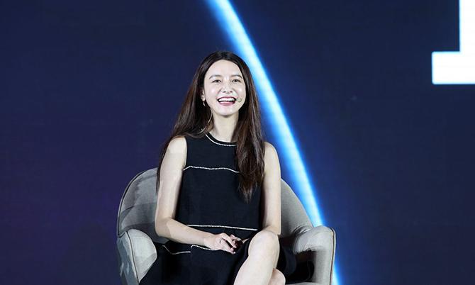 Nữ hoàng của thương mại điện tử - Trương Đại Dịch. Ảnh: WWD.