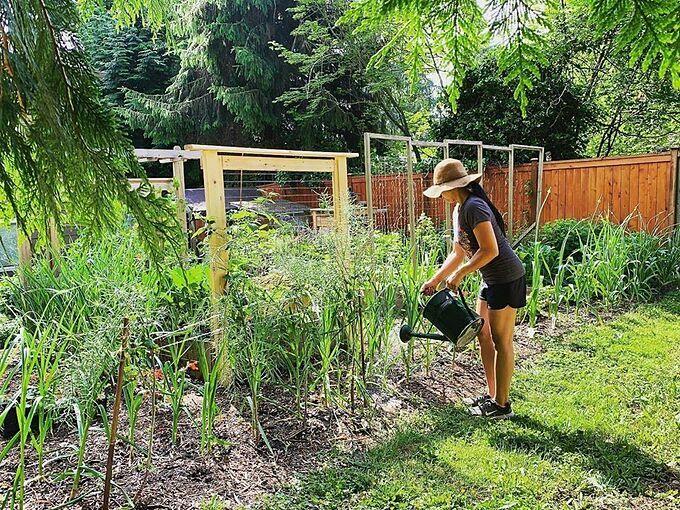 Khi gia đình Misilla chuyển sang Mỹ, mẹ cô đã trồng một vườn rau, thảo mộc, hoa và cây ăn quả. Dì và chú của Misilla cũng là những người truyền cảm hứng làm vườn quan trọng cho cô.