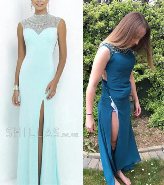 Mua đầm dạ hội online và cái kết - 16