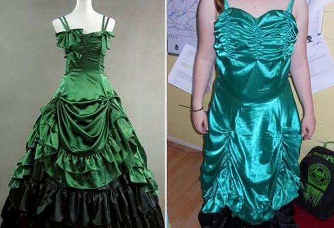 Mua đầm dạ hội online và cái kết - 20