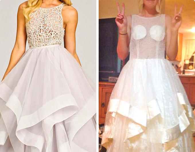 Mua đầm dạ hội online và cái kết - 10