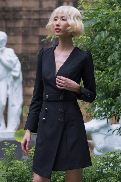 Bộ sưu tập thể hiện sự đa dạng về mẫu mã để phái đẹp thỏa sức lựa chọn trang phục phù hợp vóc dáng và mặc ở nhiều bối cảnh khác nhau.