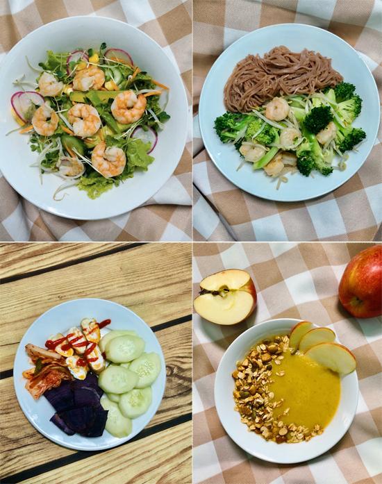 9X áp dụng chế độ ăn Eat Clean, cho phép ăn đầy đủ các chất dinh dưỡng, không đòi hỏi kiêng khem quá hà khắc.