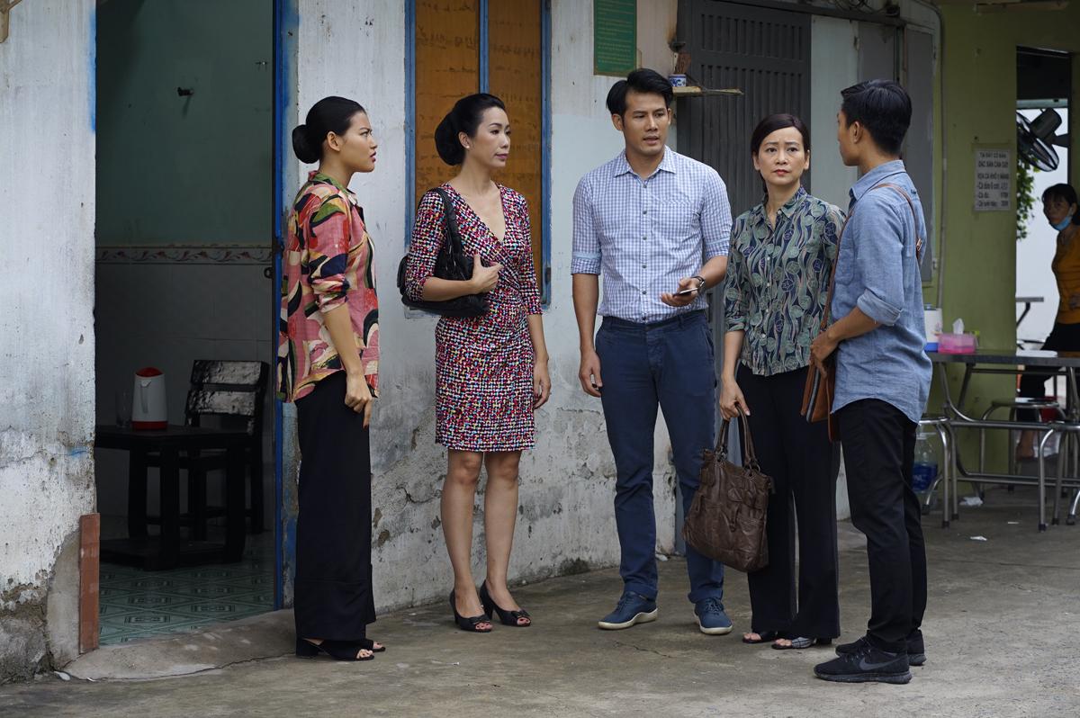 Lương Thế Thành, Thúy Diễm đóng phim Mẹ ghẻ - 8