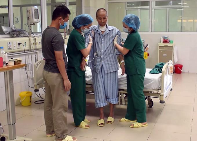 Bác của bệnh nhân 17