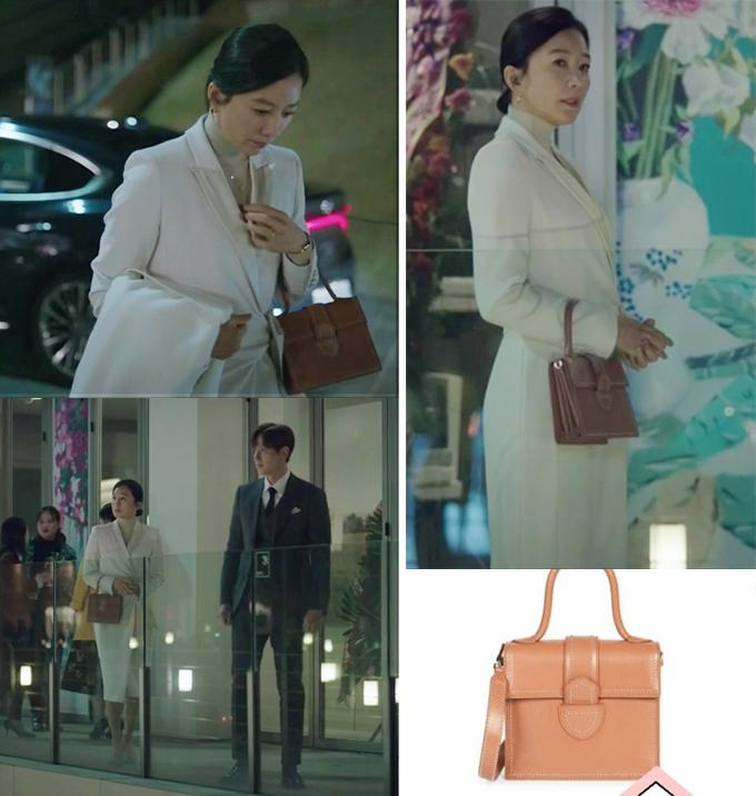 Đồ công sở hàng hiệu của nữ chính phim Hàn 19+ - 4