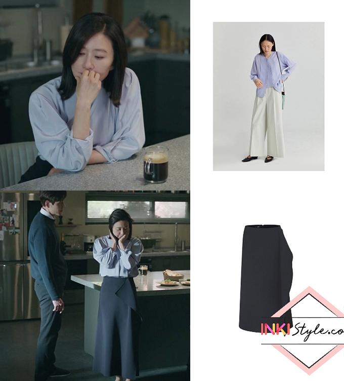 Đồ công sở hàng hiệu của nữ chính phim Hàn 19+ - 6