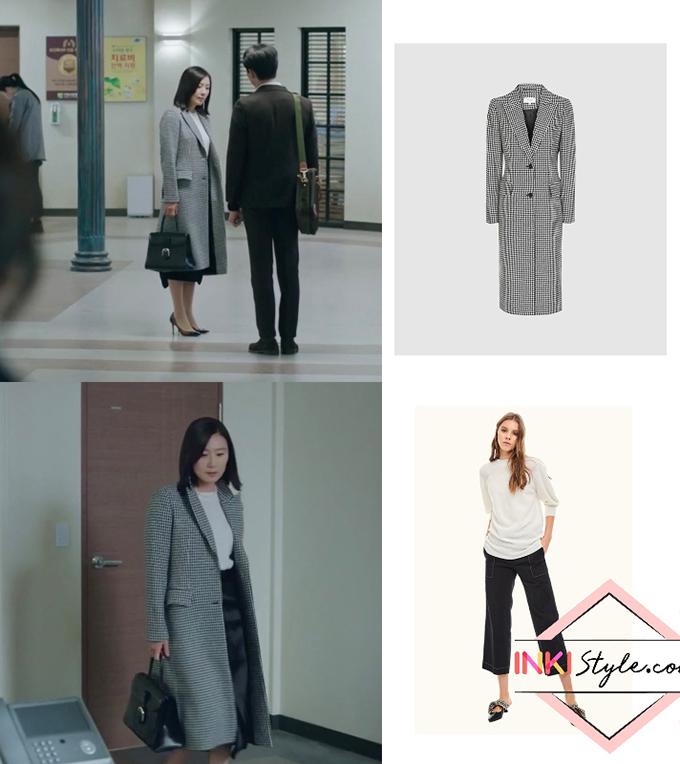 Đồ công sở hàng hiệu của nữ chính phim Hàn 19+ - 14