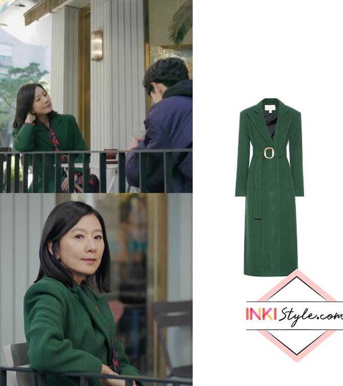 Đồ công sở hàng hiệu của nữ chính phim Hàn 19+ - 16