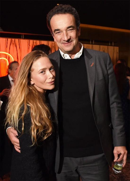 Mary-Kate Olsen và Olivier Sarkozy ly hôn sau 5 năm chung sống. Ảnh: Shutterstock.