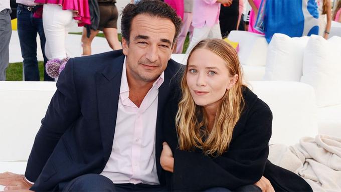Mary-Kate Olsen và Olivier Sarkozy ly hôn trong căng thẳng. Ảnh: AP.
