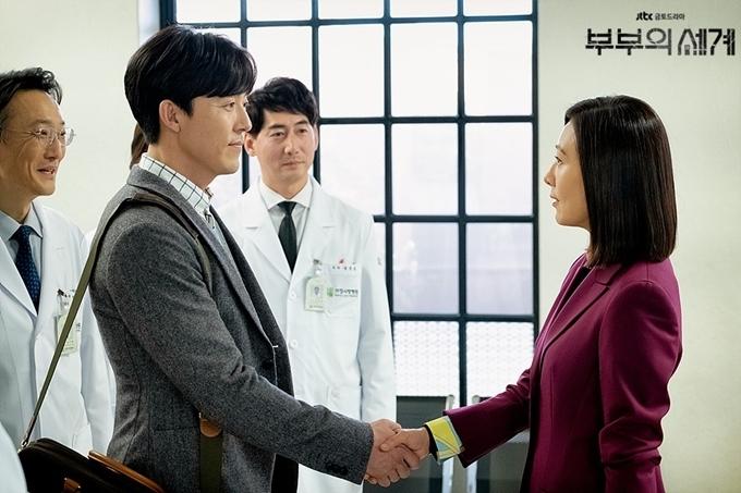 Yoon Gi được kỳ vọng là tình yêu mới của Sun Woo.