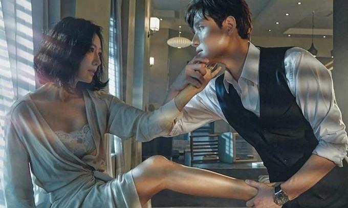 Tae Oh không thể buông bỏ vợ cũ.