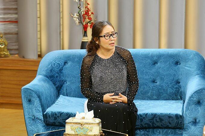 Chị Phương Dao trong chương trình Mảnh Ghép Hoàn Hảo được phát sóng lúc 21h35 hôm nay ngày 17/5/2020 trên VTV9.