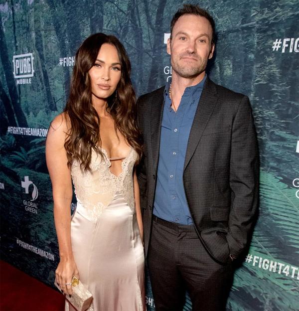 Megan Fox và Brian Austin Green bị đồn trục trặc trong thời gian giãn cách xã hội. Ảnh: Shutterstock.