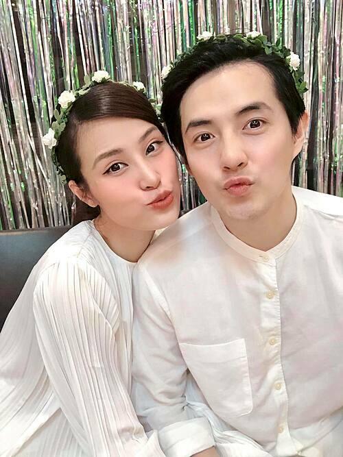 Vợ chồng Đông Nhi - Ông Cao Thắng ngập tràn hạnh phúc.