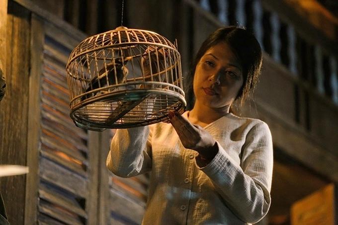 A Múi qua thể hiện của Đinh Y Nhung là vai phản diện hay của phim.
