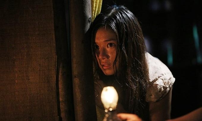 Hoàng Yến Chibi vất vả nhất trong phim.