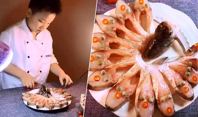 Cậu bé 10 tuổi thành food blogger nổi tiếng - 1