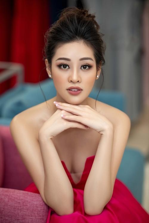 Người đẹp 25 tuổi hiện dành hết tâm sức cho việc chuẩn bị tham gia cuộc thi Miss Universe 2020.