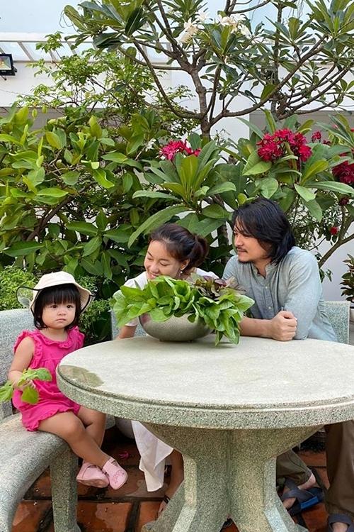 Vườn rau trên sân thượng của bà trùm hoa hậu - 10