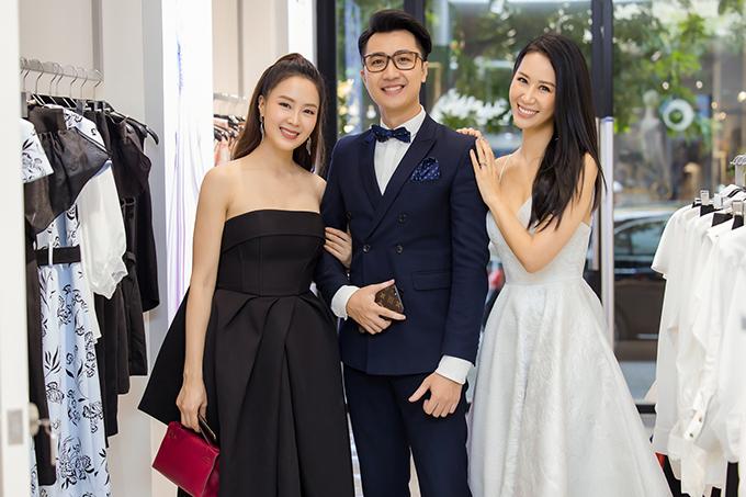 MC Duy Anh đảm nhận vai trò dẫn dắt chương trình.