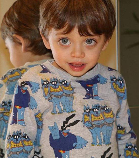Cậu nhóc Alejandro - con trai thứ ba của vợ chồng Sergio Ramos - vừa đón sinh nhật cuối tháng ba.