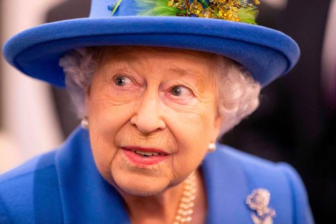 Nữ hoàng Anh Elizabeth II. Ảnh: AFP.