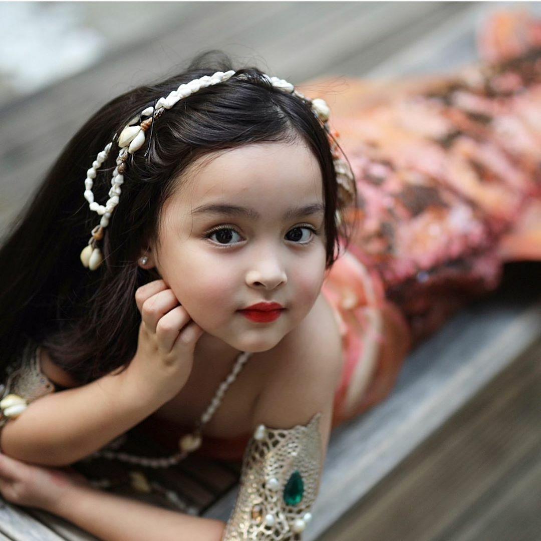 Con gái mỹ nhân đẹp nhất Phillippines nổi tiếng hơn cả mẹ - 6