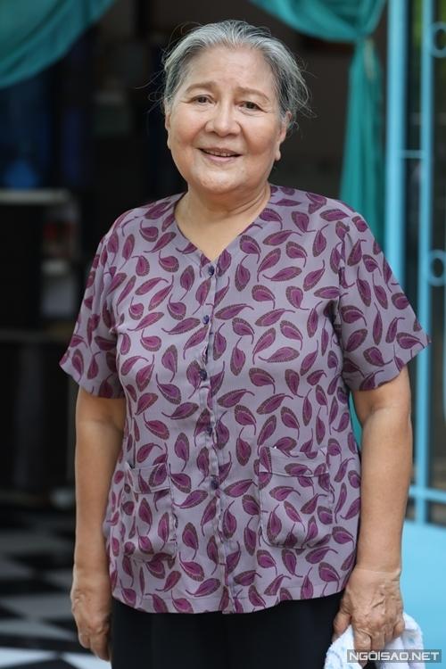 NSƯT Lê Thiện miệt mài đóng phim ở tuổi U80.