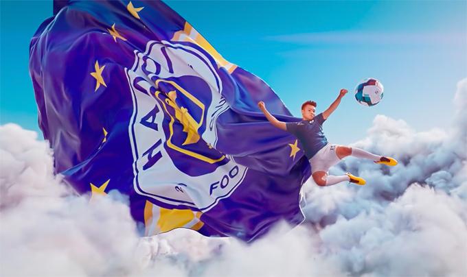 Quang Hải trong trailer V-League 2020