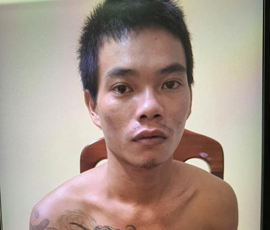 Nguyễn Văn Phiên. Ảnh:Công an cung cấp.