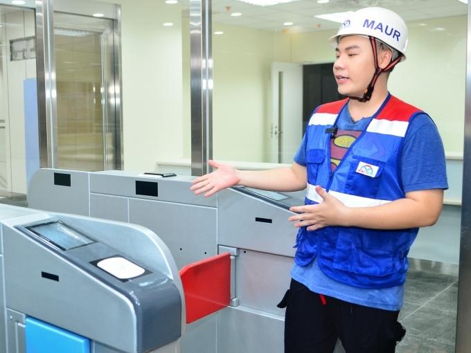 Hamlet Trương là công dân trẻ đầu tiên được mời tham quan công trình này. Phía metro TP HCM bày tỏ mong muốn hợp tác với nam nhạc sĩ trong thời gian sắp tới. Trong tương lai, metro TP HCM sẽ có những hoạt động văn hoá nghệ thuật, mang lại trải nghiệm mới cho người sử dụng phương tiện này.