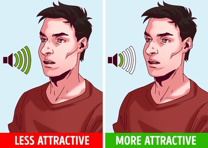 Đàn ông có chất giọng trầm, ấm được cho là trưởng thành, nam tính hơn so với nhóm còn lại.