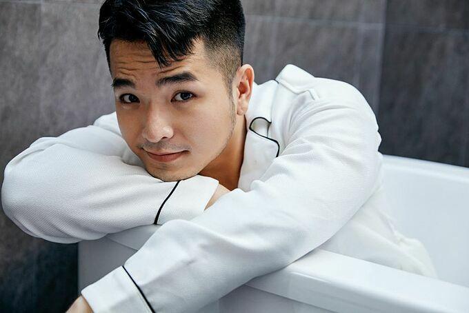 Ca sĩ Phạm Hồng Phước.