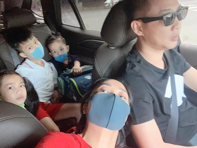 Nguyên tắc nuôi con của Ốc Thanh Vân