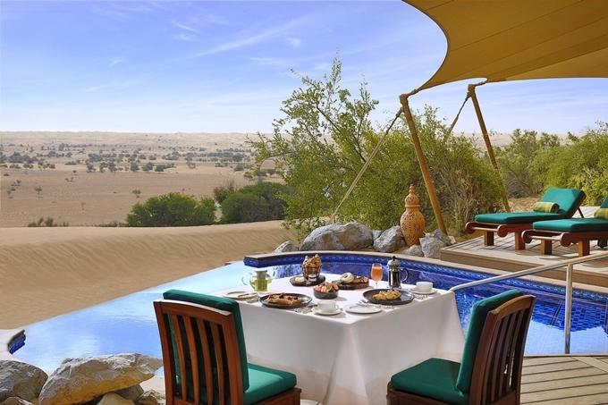 Resort hạng sangnằm lẻ loi giữa sa mạc - 6