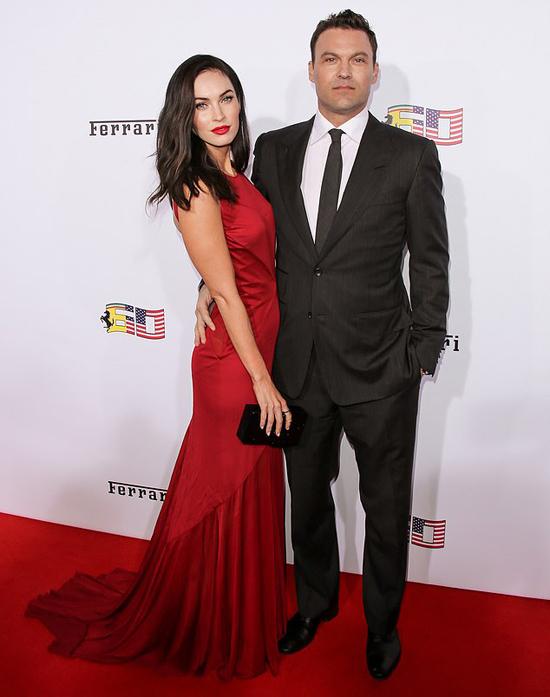 Megan Fox và Brian chia tay sau 10 năm kết hôn, 16 năm hẹn hò.