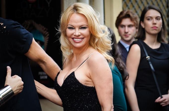 Bom sex Pamela Anderson.
