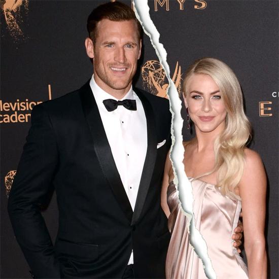 Vợ chồng Julianne Hough và  Brooks Laich.