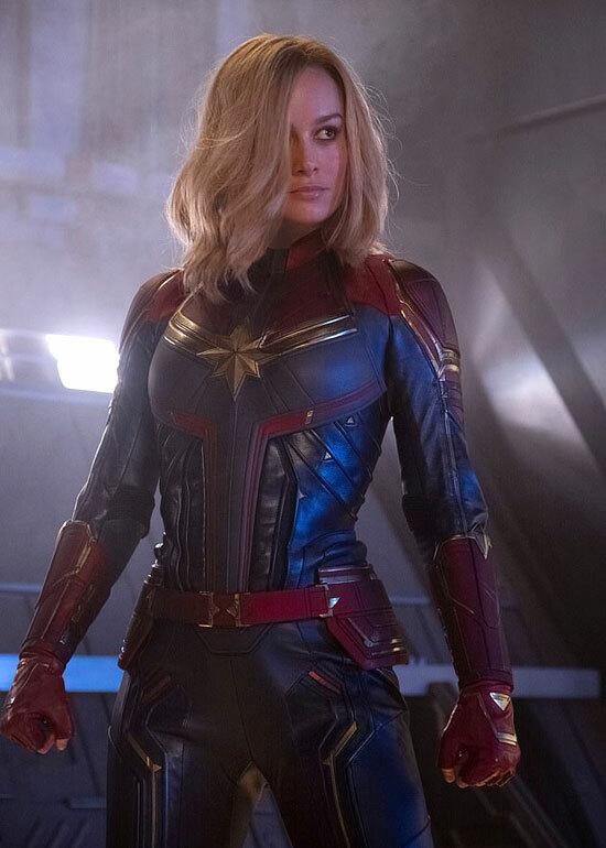 Sắp tới, Brie Larson  sẽ bận rộn quay phim Captain Marvel phần hai, dự kiến ra rạp vào năm 2022. Phần một công chiếu năm ngoái, đạt doanh thu khủng hơn 1,1 tỷ USD.