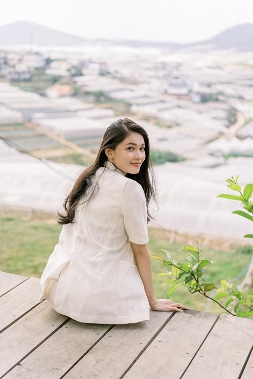 Thuỳ Dung sinh năm 1996, đăng quang Hoa khôi Đại học Ngoại thương TP HCM 2016, á hậu 2 Hoa hậu Việt Nam 2016. Sau ba năm, cô chín muồi về nhan sắc và được khán giả yêu mến bởi nỗ lực giữ gìn hình ảnh. Cô đang theo đuổi công việc MC song ngữ, dẫn dắt nhiều chương trình lớn tại TP HCM.