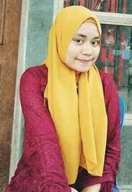 Rosmini binti Darwis bị hai anh giết hại hồi tháng trước vì qua lại với một người họ hàng 45 tuổi. Ảnh: Mail.