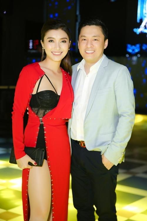 Lam Trường (phải) và Tiêu Châu Như Quỳnh hiện tại.