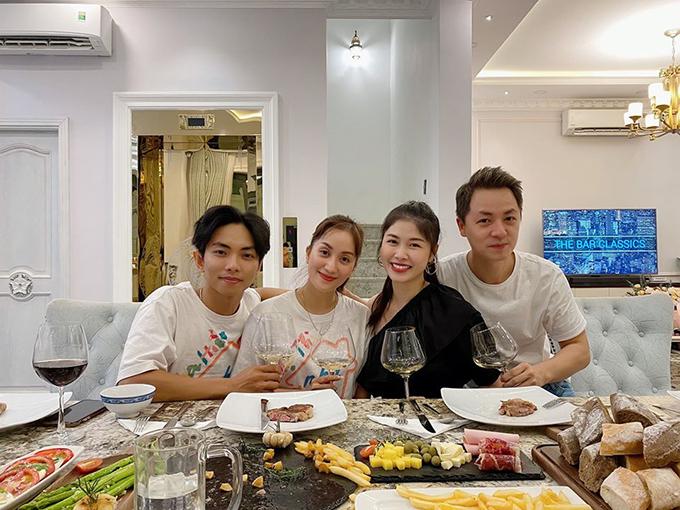 4 gia đình bỉm sữa của showbiz Việt hội tụ - 22